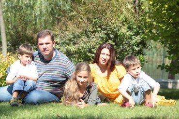 В родинному колі